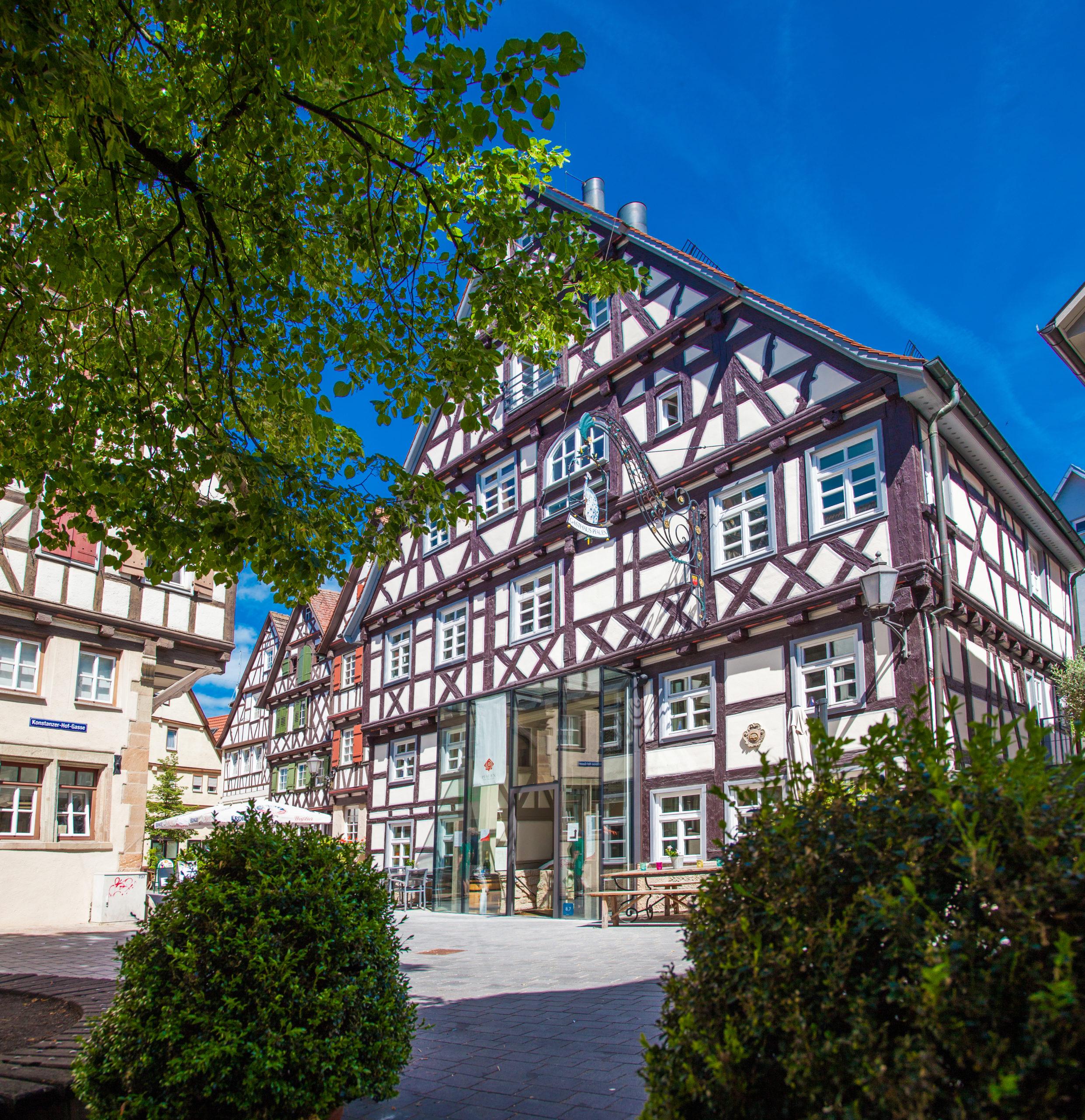 Pfauen Boutiquehotel-Restaurant